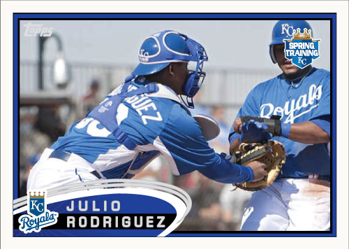 Julio Rodriguez 2012 Spring Training
