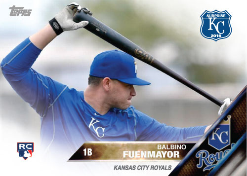 2016 Royals Spring Training: Balbino Fuenmayor