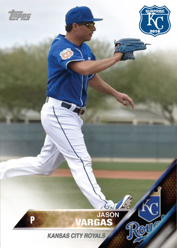 JasonVargas2016ToppsSpringTraining