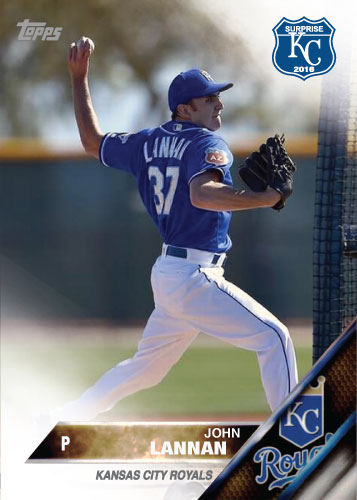 JohnLannan2016ToppsSpringTraining